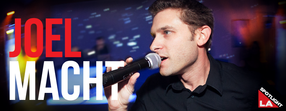 MC Joel Macht of SpotlightLA | The Premiere DJ Entertainment Experience. Bar Mitzvahs, Bat Mitzvahs, Weddings, Corporate, and Other Private Events From Los Angeles