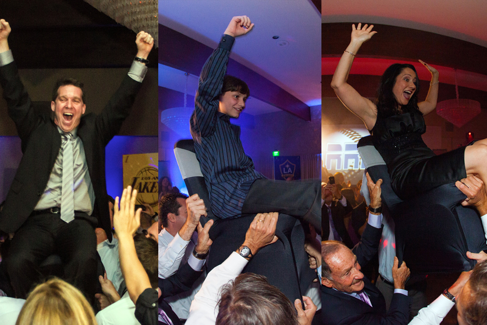 The Best Bar Mitzvah and Bat Mitzvah DJ Entertainment In Los Angeles