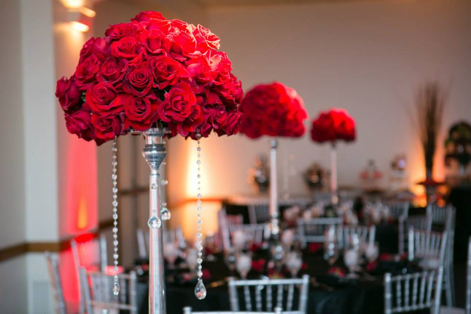 Customizing your Los Angeles Bar Mitzvah DJ Experience with amazing Decor.